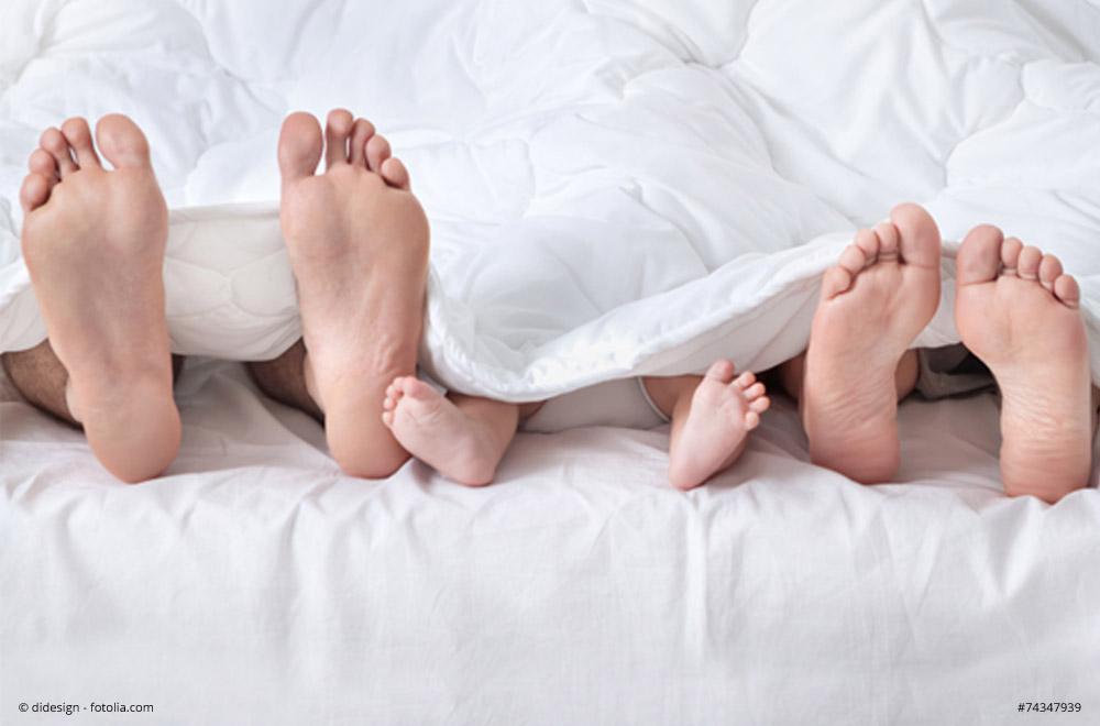 Aus Zwei werden Drei – und nun? Wenn aus Paaren Eltern werden