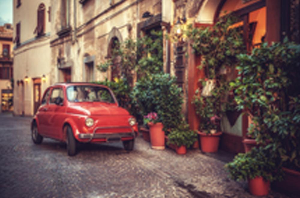 Was Hat Ein Fiat500 Mit Einer Glücklichen Ehe Zu Tun?