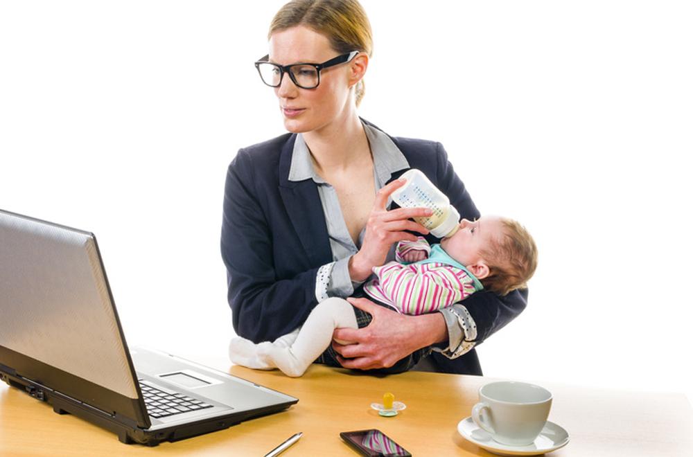 Der Normale Wahnsinn Berufstätiger Mütter - Laptop Meets Windeln